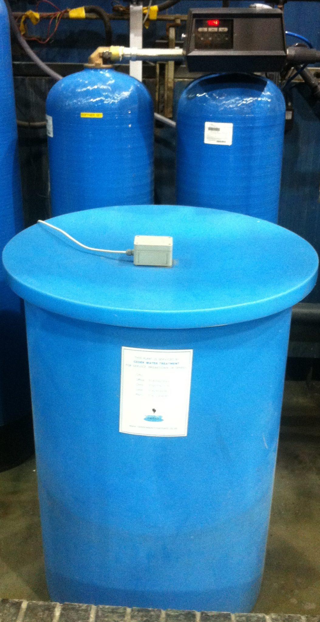 cedek water softening